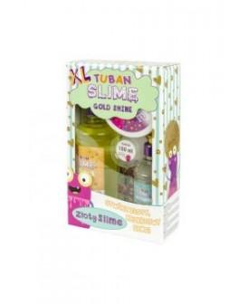 TUBAN ZESTAW XL SUPER SLIME – GOLD SHINE XL