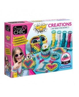 CLEMENTONI 50642 CRAZY CHIC WOW CREACJE