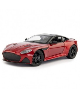WELLY 1:24 ASTON MARTIN DBS SUPERLEGGERA CZERWONY
