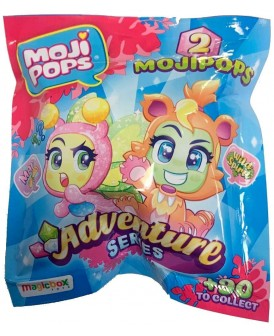 MOJIPOPS ADVENTURES 2 PACK SERIA