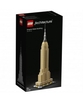 21046 LEGO ARCHITECTURE - EMPITE STATE BUILDING