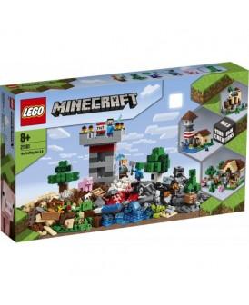 21161 LEGO MINECRAFT KREATYWNY WARSZTAT 3.0