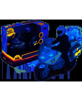 FLOTA MORSKA - MOTOCYKL POLICYJNY MIDI