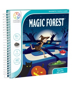 SMART GAMES GRA MAGIC FOREST ENG POLSKA INSTRUKCJA
