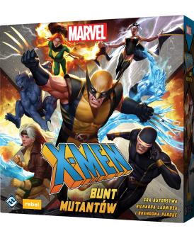 REBEL GRA X-MEN: BUNT MUTANTÓW