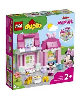 10942 LEGO DOM I KAWIARNIA MYSZKI MINNIE