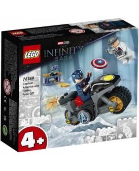 76189 LEGO MARVEL KAPITAN AMERYKA I POJEDYNEK