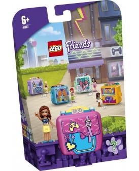 41667 LEGO FRIENDS KOSTKA GIER OLIVII