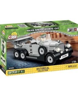 COBI HC WII 1939 MERCEDES G4 272 KL.
