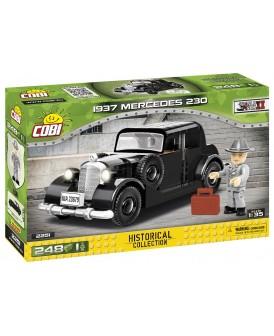 COBI HC WII 1937 MERCEDES 230 248 KL.