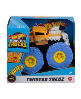 HOT WHEELS MONSTER TRUCK REV TREDZ BONE SHAKER