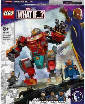 76194 LEGO SUPER HEROES SAKAARIAŃSKI IRON MAN TON
