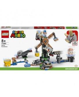 71390 LEGO SUPERMARIO WALKA Z REZNORAMI  DODATEK