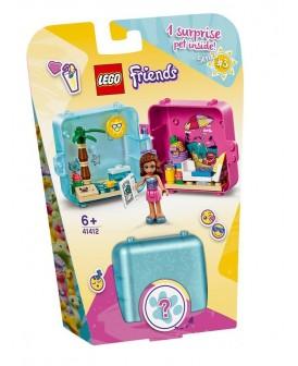 41412 LEGO FRIENDS LETNIA KOSTKA DO ZABAWY OLIVII