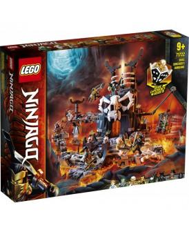 71722 LEGO NINJAGO LOCHY SZKIELETOWEGO CZAROWNIKA