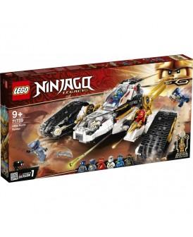 71739 LEGO NINJAGO POJAZD ULTRADŹWIEKOWY