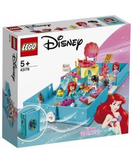 43176 LEGO DISNEY PRINCESS KSIĄŻKA ARIELKI