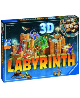 RAVENSBURGER GRA LABIRYNT 3D