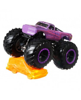HOT WHEELS MONSTER TRUCK PURE MUSCLE