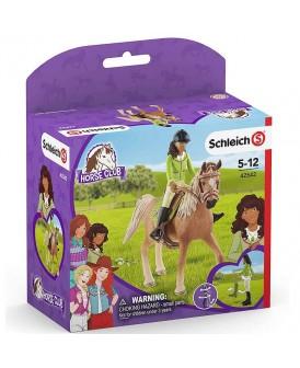 SCHLEICH 42542 HORSE CLUB SARAH I MYSTERY