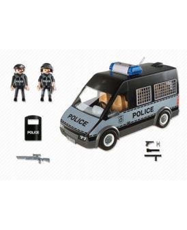 PLAYMOBIL 6043 SAMOCHÓD BRYGADY POLICYJNEJ