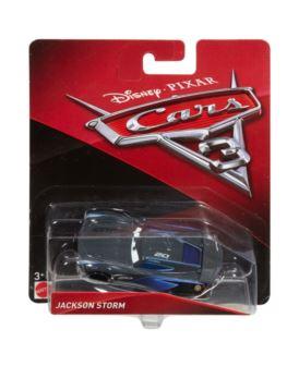 CARS AUTA CARS 3 JACKSON STORM DXV29