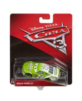 CARS AUTA CARS 3 BRICK YARDLEY DXV53