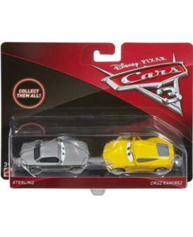 CARS 3 AUTA STERLING CRUZ RAMIREZ DXW02