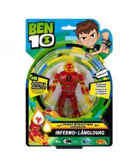 BEN 10 FIGURKA DELUXE 15CM INFERNO PBT76600
