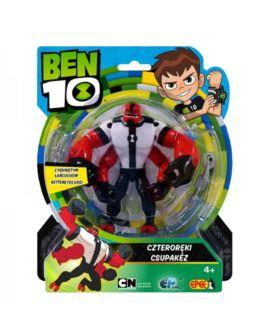 BEN 10 FIGURKA CZTERORĘKI 13 CM. 76100