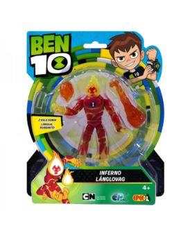 BEN 10 FIGURKA INFERNO 13 CM. 76100