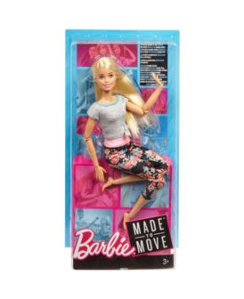 BARBIE MADE TO MOVE FTG81
