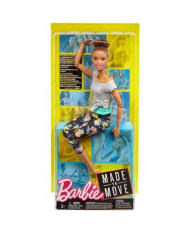 BARBIE MADE TO MOVE FTG82