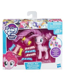 MY LITTLE PONY STYLOWA GRZYWA PINKIE PIE B9618