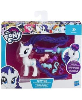 MY LITTLE PONY STYLOWA GRZYWA RARITY B9619
