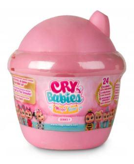 CRY BABIES MAGIC TEARS RÓŻOWA