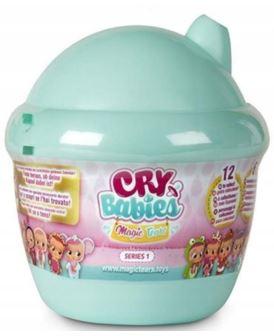 CRY BABIES MAGIC TEARS ZIELONA