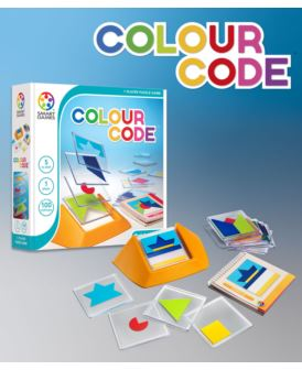 SMART GAMES COLOUR CODE ENG
