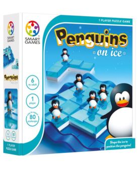 SMART GAMES PENGUINS ON ICE ENG