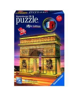 RAVESNBURGER PUZZLE 3D 216 EL. ŁUK TRIUMFIALNY