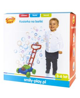 SMILY PLAY KOSIARKA NA BATERIE DO ROBIENIA BAŃIEK