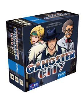 GRANNA GRA GANGSTER CITY